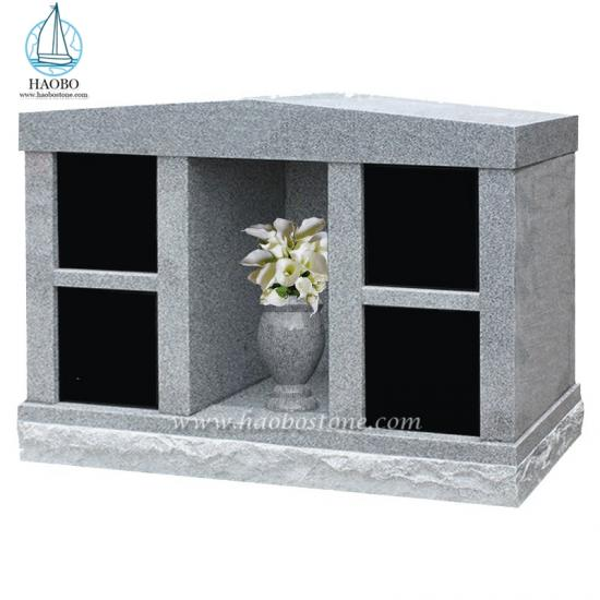 Grey Granite 4 Niche Family Coumbarium