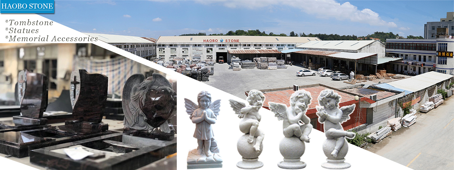 Customized Marble Angel Statue